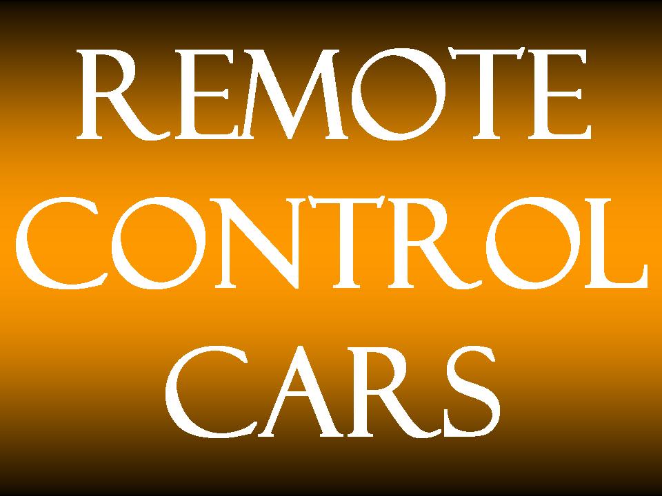 remote-control-cars