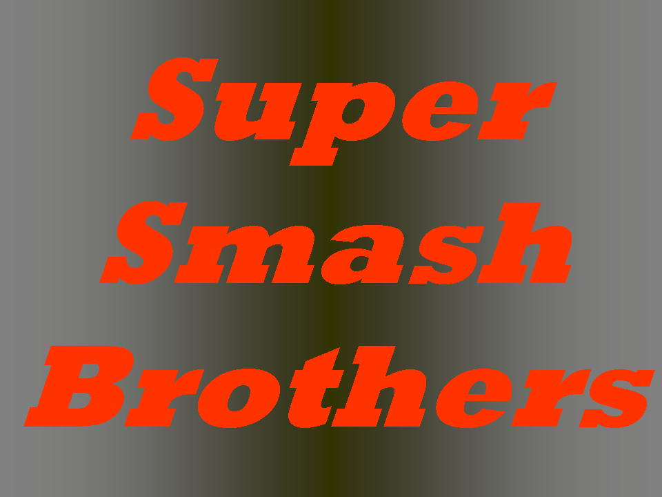 super-smash-brothers